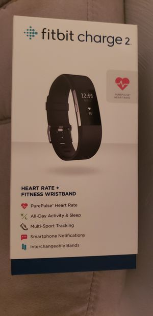 Fitbit Charge 2 for Sale in Chesapeake, VA