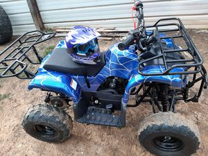 125cc fourwheeler 4wheeler cuatrimoto atv for Sale in Alvarado, TX