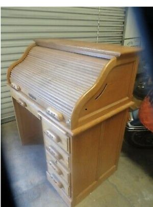 Roll top desk for Sale in Valley Center, CA
