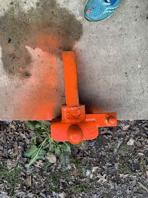Extra heavy duty trailer Hitch with stabilizer bar ball for Sale in Morgantown, WV