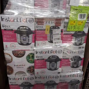Instant Pots Nova for Sale in Peoria, IL
