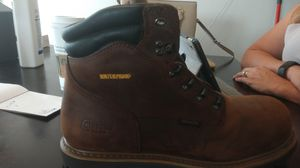 2019 Chippewa work boot. Size 14. Waterproof steel toe boots for Sale in Denver, CO