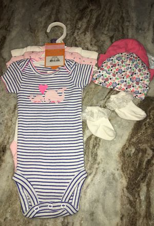 Brand new baby girl clothes for Sale in Austin, TX