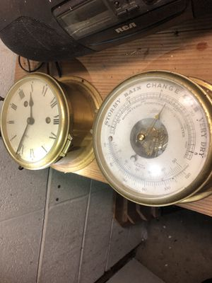 Brass nautical instruments for Sale in Franklin, TN