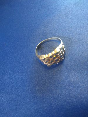10kt Nugget Ring 170$ for Sale in Fresno, CA