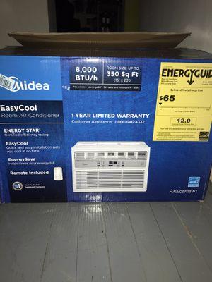 BRAND NEW! Midea 8,000 BTU/h window AC for Sale in Columbus, OH