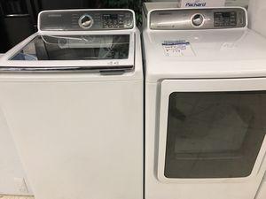Samsung washer dryer set for Sale in Denver, CO