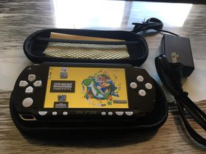 👀 Modded Psp 1000 128gb Psp, Psx, NES, SNES, SEGA, GBA, Mame, Minis for Sale in Seattle, WA