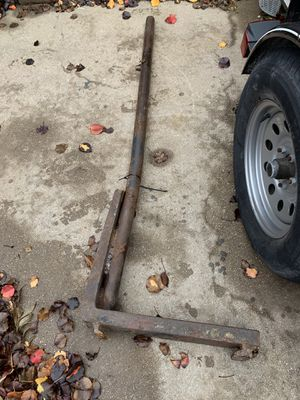 Forklift Carpet Pole or Rug Ram for Sale in Dallas, TX