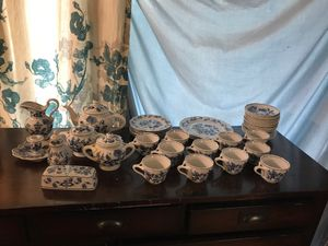 BLUE DANUBE FINE CHINA for Sale in Salem, OR