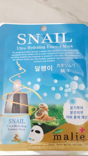 Korean hydrating mask Snail for Sale in Pembroke Pines, FL