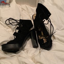 Strappy Forever 21 Block Heels for Sale in Portland,  OR