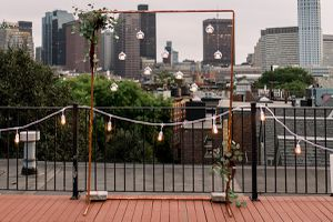 Copper arch (wedding, baby shower, backdrop) for Sale in Boston, MA