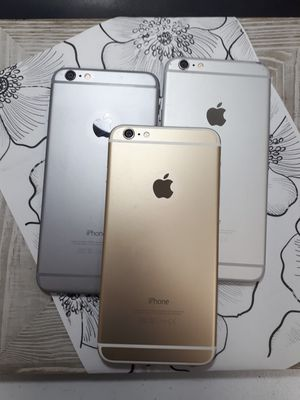 Apple iPhone 6 plus Good Condition for Sale in Kent, WA
