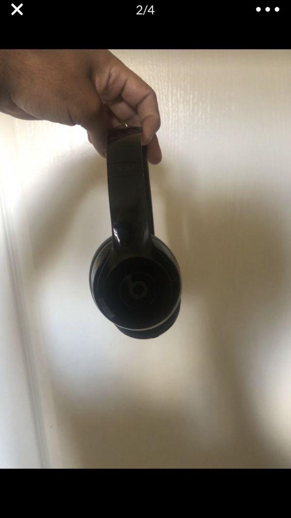 Wireless beats headphones solo 3