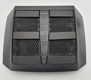 Netgear R8000-100NA Nighthawk X6 AC3200 Tri-Band WiFi Router for Sale in Watertown, MA