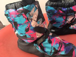 Bloch girls youth warm up boots for Sale in Gilbert, AZ