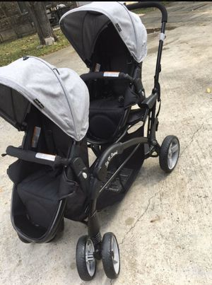 Baby Trend Sit'N Stand double stroller for Sale in Charlotte, NC
