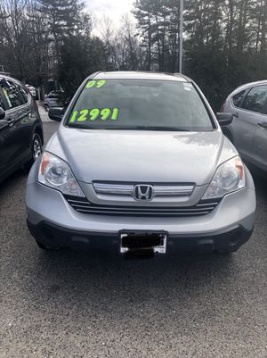 2009 Honda CRV EX AWD ONLY $260/month for Sale in Natick, MA