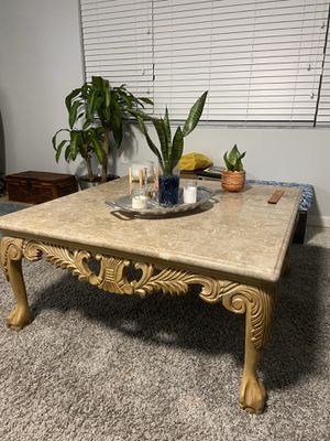 Marble Coffee Table for Sale in Miami Gardens, FL