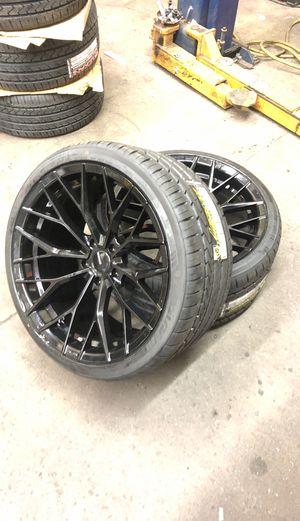 M5 M4 bmw wheels rims for Sale in Montebello, CA