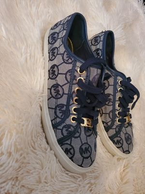 Michael Kors sneakers sz 6 for Sale in Denver, CO