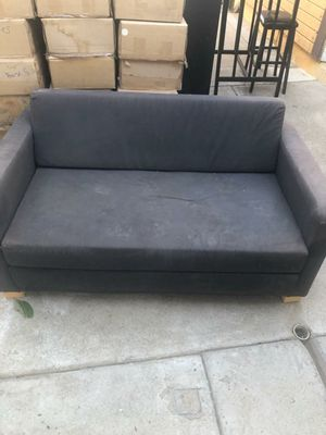 Free sofa bed small for Sale in Riverside, CA