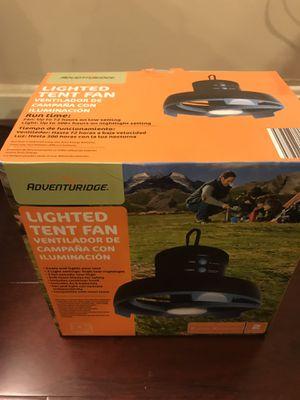 Tent fan for Sale in Germantown, MD