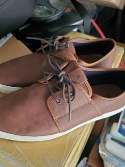 FREEE! Aldo Men Size 9 Brown Leather Used Twice for Sale in Fort Lauderdale,  FL