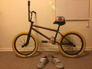 *Moving sale 2018 20inch KINK BMX Bike For Sale* for Sale in Seattle, WA