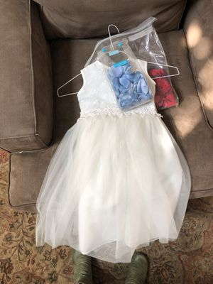 Flower Girl dress. Size 2 for Sale in Lake Oswego, OR