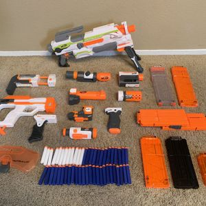 NERF Modulus Gun and MANY accessories for Sale in Fullerton, CA