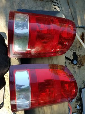 Gmc taillights for Sale in Hanford, CA