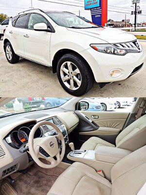 2009 Nissan Murano SL AWD for Sale in Houston, TX