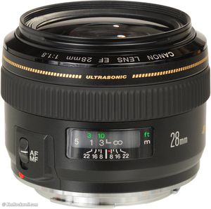 Canon 28mm F1.8 for Sale in Atlanta, GA