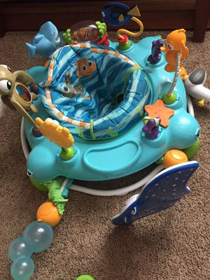 Finding Nemo bouncer for Sale in Reedley, CA