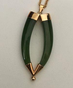 Vintage Jade Necklace for Sale in Richmond, CA
