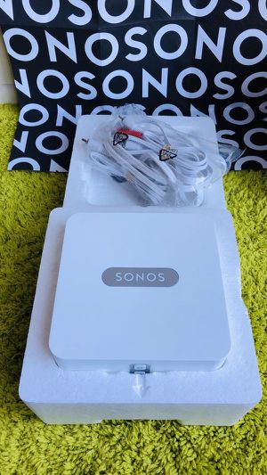 Sonos Connect (Formerly the ZonePlayer 90) for Sale in Garden Grove, CA
