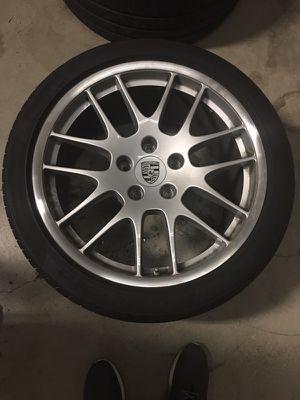 Porsche Panamera -- Pirelli Tires (Entire Set) for Sale in Portland, OR