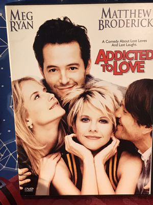 Addicted To Love DVD for Sale in St. Louis, MO