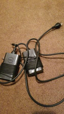Dell laptop 65w AC adapter for Sale in Monroeville,  PA