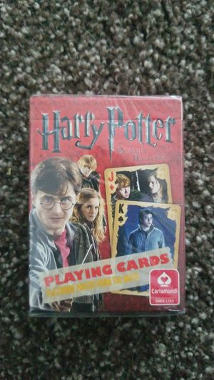 Unopened Harry Potter Cards for Sale in Campbell, CA