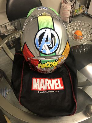 Marvel Helmet for Sale in New Albany, OH