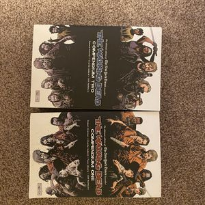 Walking Dead Compendium Vol 1&2 for Sale in Pittsburgh, PA