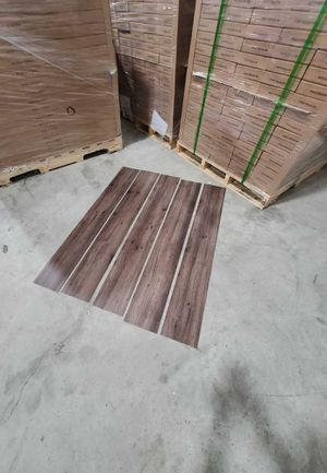 Luxury vinyl flooring!!! Only .65 cents a sq ft!! Liquidation close out! P8 for Sale in El Paso, TX