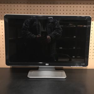 23 inch HP LCD with HDMI Full HD 1080p 1920 x 1080 at 60Hz for Sale in Fresno, CA