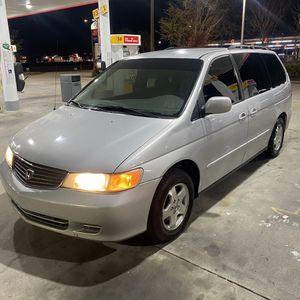 2001 Honda Odyssey for Sale in Tampa, FL