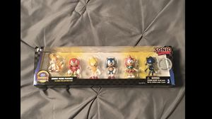 Sonic the Hedgehog Mini Figures - Toys 'R Us Exclusive for Sale in Glendale, AZ