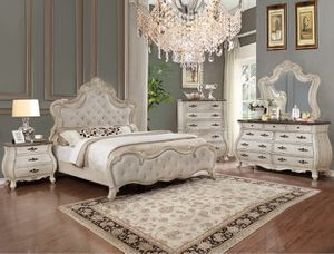 King bedroom set for Sale in Beaumont, TX