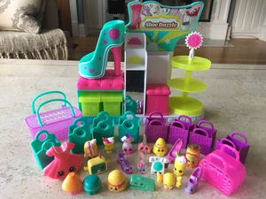 Shopkins shoe dazzle for Sale in Chicago, IL